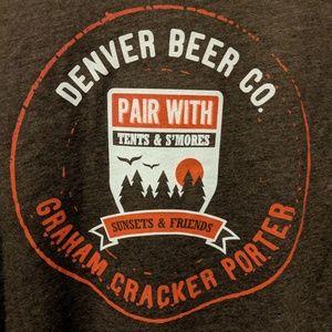 Denver Beer Co. Graham Cracker Porter T-Shirt